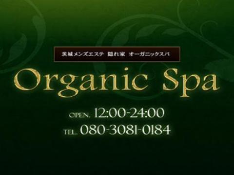 メンズエステOrganic Spa -オーガニックスパ-のバナー画像