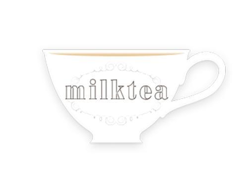 milk tea(ミルクティー)