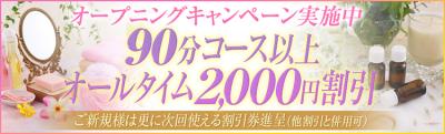 ☆彡オープンキャンペーン実施中☆彡