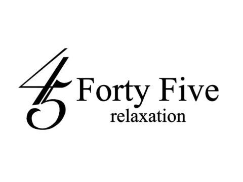 FortyFive メイン画像