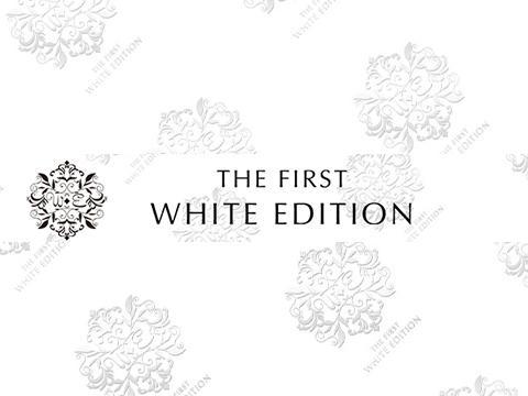 THEFIRST~WHITEEDITION~ メイン画像