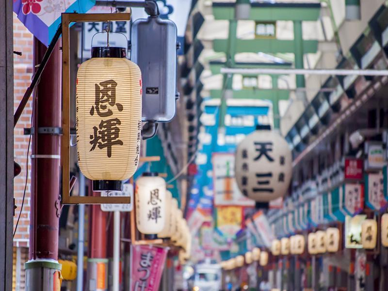 大阪・南森町周辺のグルメを堪能しよう