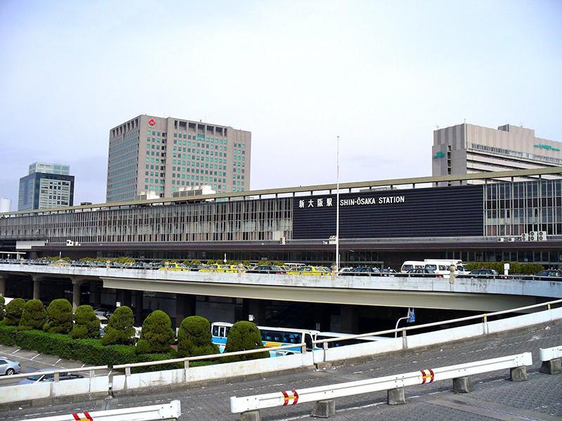 新大阪の駅ナカグルメを堪能しよう