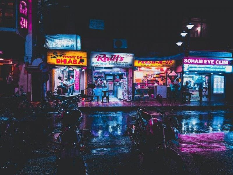 【大阪】天満・南森町でメンズエステ!天神橋筋商店街で食べた後はアロママッサージ!
